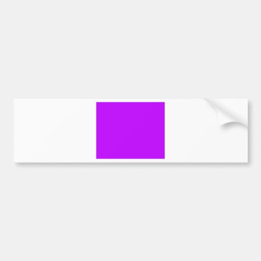 Purple Bumper Stickers