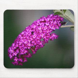 Purple Butterfly Bush Mousepad