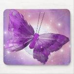 Purple Butterfly Fantasy Moon Designs