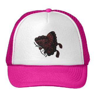 Purple Butterfly Hat
