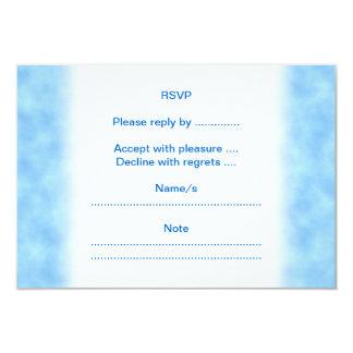 Purple Butterfly. 9 Cm X 13 Cm Invitation Card