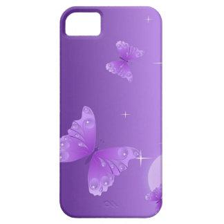 Purple Butterfly Phone Case