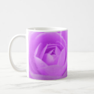 Purple Camellia Mug
