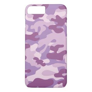 Purple Camo Design iPhone 8 Plus/7 Plus Case