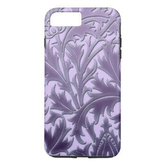 Purple Candy Thistle iPhone 7 Plus Case