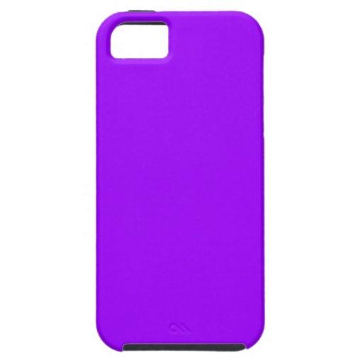 Purple iPhone 5 Cases