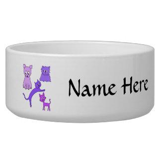 Purple Cats.