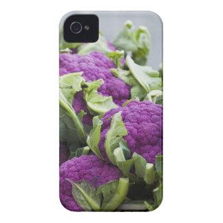 Purple cauliflower iPhone 4 Case-Mate cases