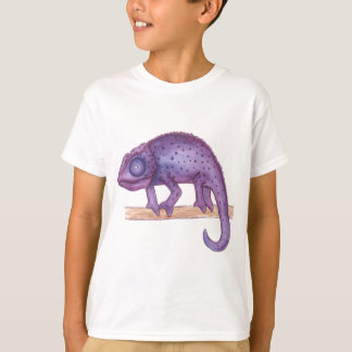 Purple Chameleon T-Shirt