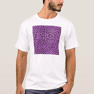Purple Cheetah Print T-Shirt