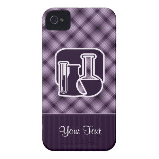 Purple Chemistry Case-Mate iPhone 4 Case