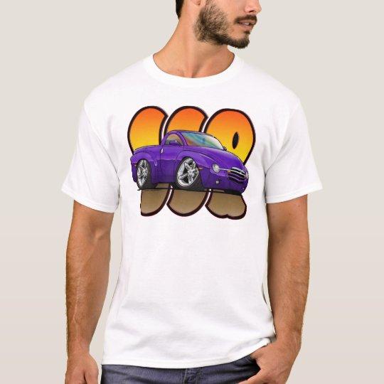 Purple Chevy SSR T-Shirt