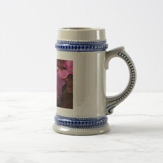 Purple Christmas Mugs