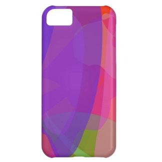 Purple Clam iPhone 5C Case