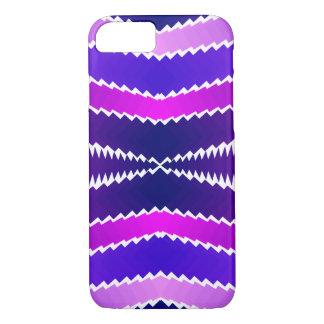 Purple Classic Pattern iPhone 7 Case