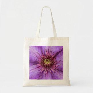 Purple Clematis Flower