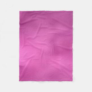 Purple clouds fleece blanket