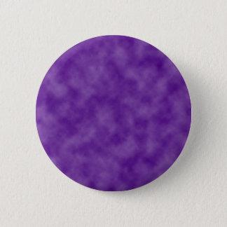 Purple Clouds Template 6 Cm Round Badge