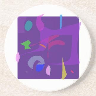 Purple Coaster