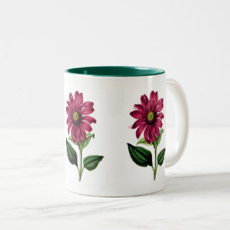 Purple Coneflower Mug