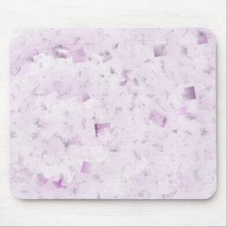 Purple Confetti Customizable Mousepad