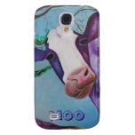 Purple Cow Galaxy S4 Case
