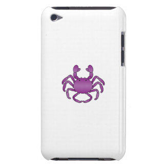 Purple crab barely there iPod covers