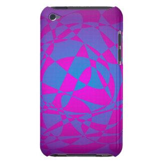 Purple Creature iPod Touch Case-Mate Case