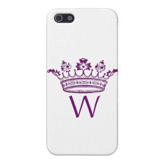 Purple Crown iPhone Case iPhone 5/5S Covers