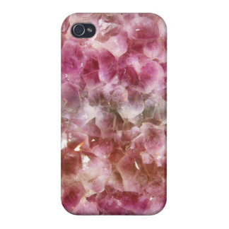 Purple Crystal iPhone 5 Case