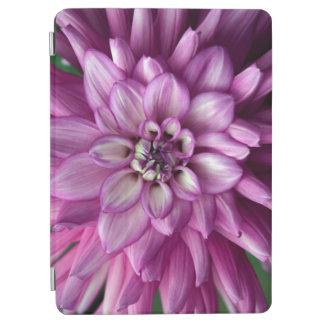 Purple dahlia flower iPad air cover