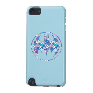Purple Daisy Bat Signal iPod Touch 5G Covers
