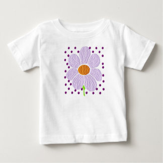 Purple Daisy Infant & Toddler Shirt