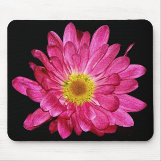 Purple  Daisy Mouse Mat