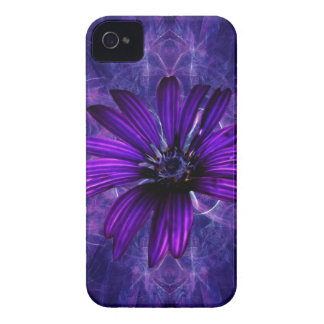 Purple Daisy Passion iPhone 4 Cover