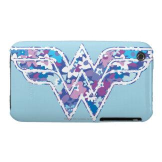 Purple Daisy WW Case-Mate iPhone 3 Cases