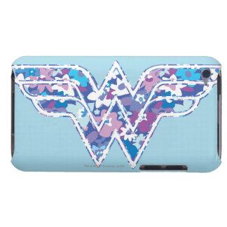Purple Daisy WW iPod Touch Case