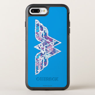 Purple Daisy WW OtterBox Symmetry iPhone 8 Plus/7 Plus Case
