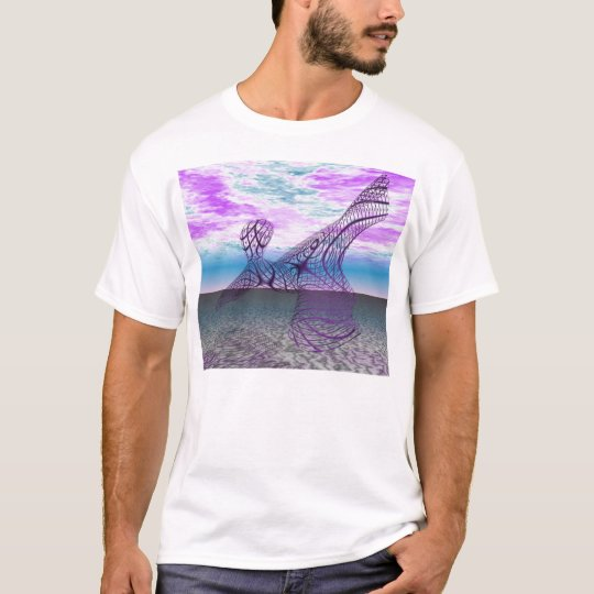 Purple Dancer - T shirt
