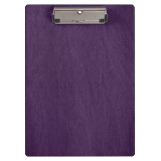 purple denim clipboard