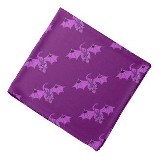 purple dragon bandana