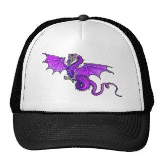 Purple Dragon Cap
