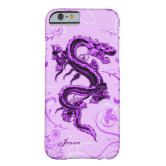 Purple Dragon Custom iPhone 6 Case