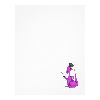 Purple Dragon Graduate Full Color Flyer