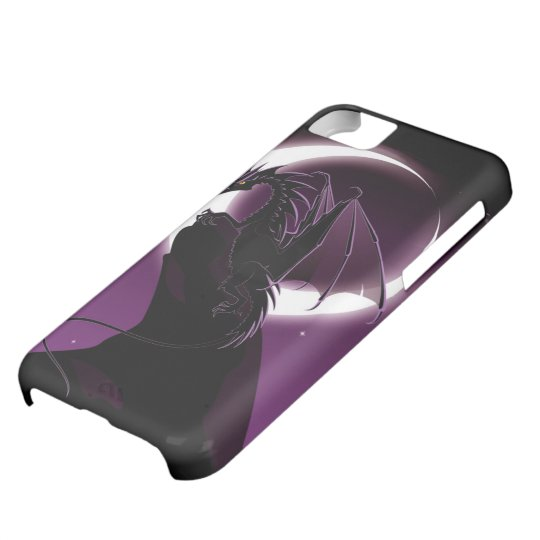 Purple Dragon iPhone 5C Case