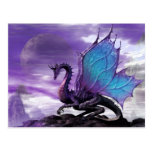 Purple Dragon Post Cards