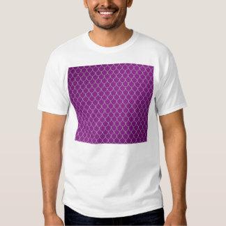 Purple dragon scales tshirts