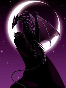 Ozone, The Strong, But Kind Nightwing Guardian Purple_dragon_small_fleece_blanket-rf8fb017cbc7c437e8dc705eddfb53c6b_zkhkh_307
