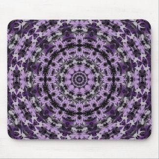 Purple Dream Kaleidoscope Mouse Mat