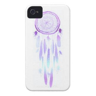 Purple Dreamcatcher iPhone 4/4s case